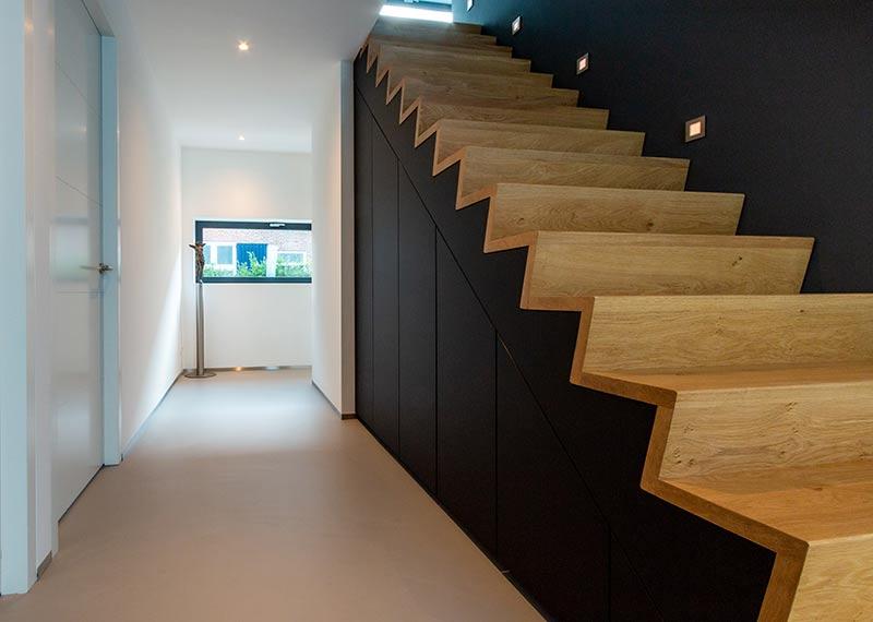 moderne donkere trap